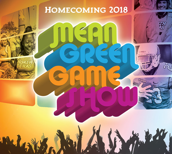 Homecoming 2018, Mean Green Game Show