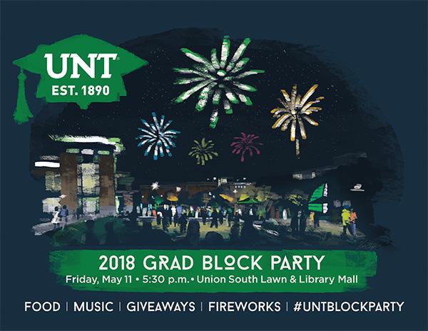 Graduation Block Party 2018