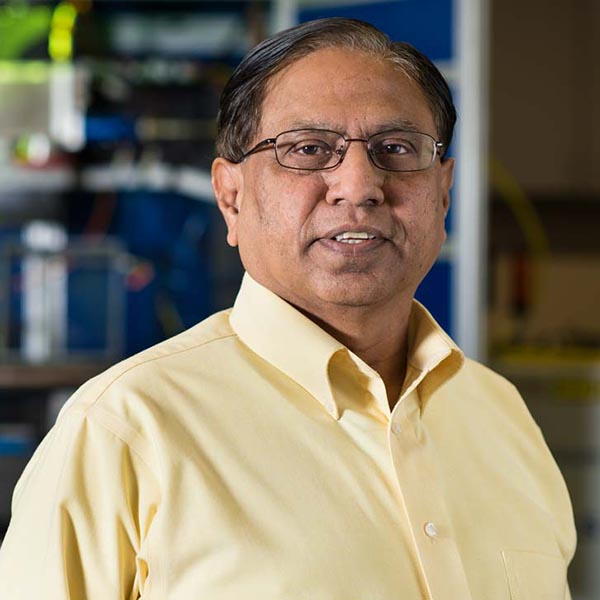 Narendra Dahotre, University Distinguished Research Professor
