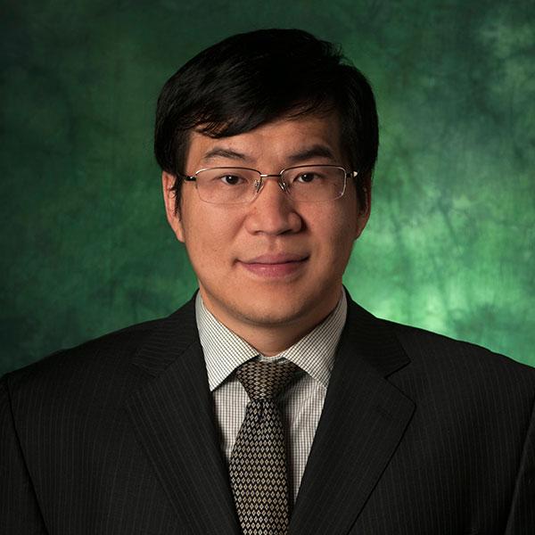Assistant Professor Tao Young