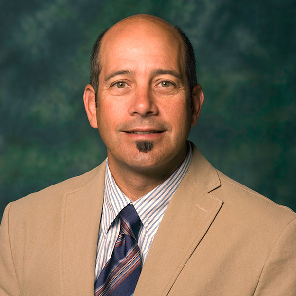 Educational psychology professor Darrell Hull