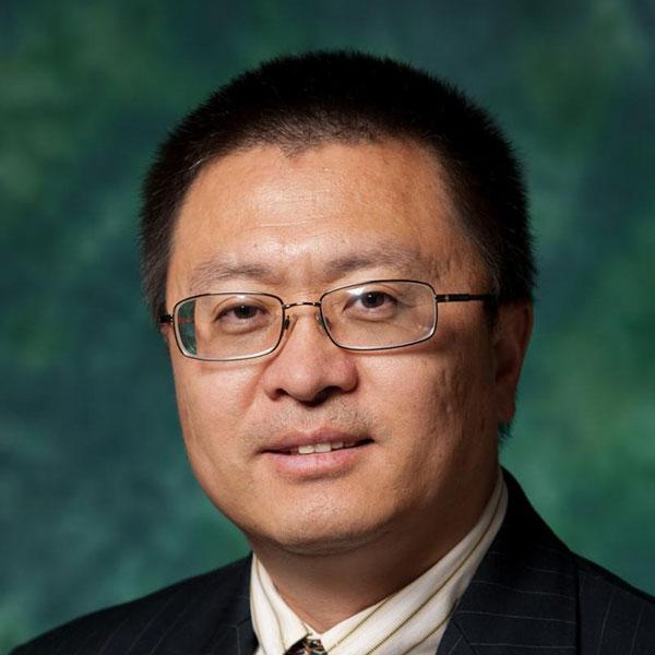 UNT professor Sheldon Shi