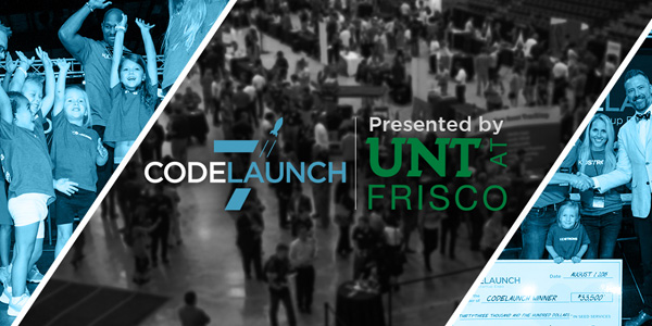 Code Launch presented by UNT Frisco