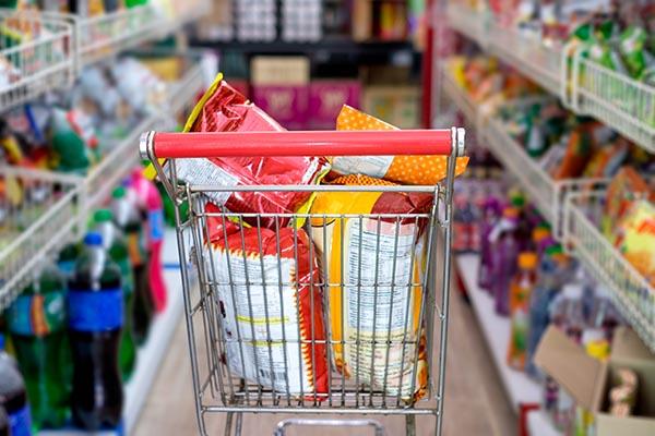 Photo of shopping cart